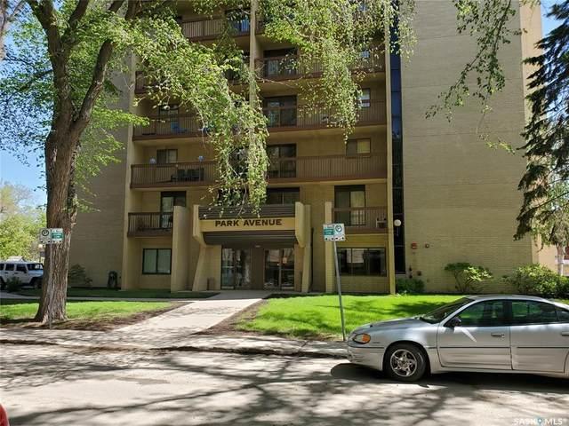 430 5th Avenue N #603, Saskatoon, SK S7K 6Z2 (MLS #SK856693) :: The A Team