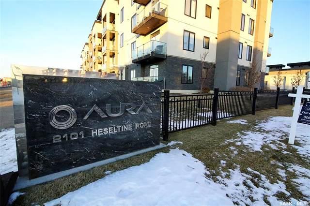 2101 Heseltine Road #305, Regina, SK S4V 3H1 (MLS #SK856749) :: The A Team
