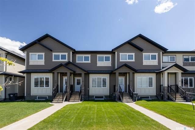 111 Rosewood Gate N #18, Saskatoon, SK S7V 0E5 (MLS #SK856892) :: The A Team