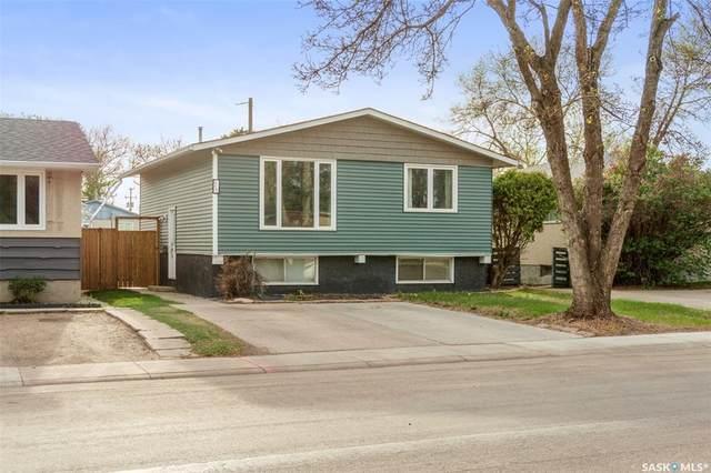 1330 Bryans Avenue, Saskatoon, SK S7N 2L7 (MLS #SK856990) :: The A Team