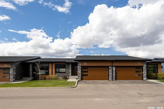 103 Pohorecky Crescent #15, Saskatoon, SK S7W 0X6 (MLS #SK856999) :: The A Team