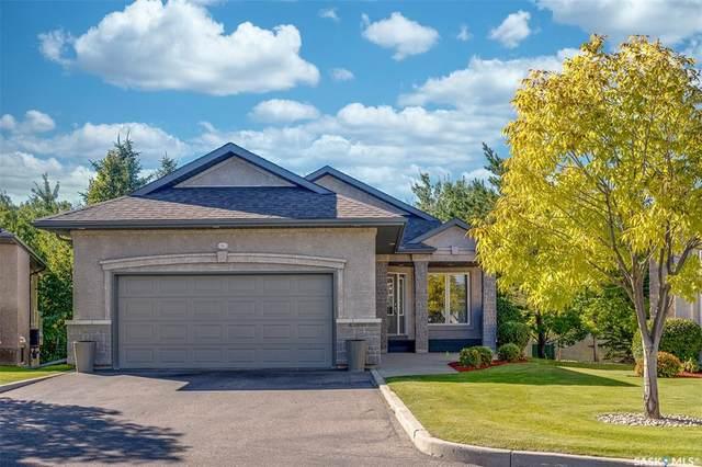 301 Cartwright Terrace #6, Saskatoon, SK S7T 1E2 (MLS #SK857113) :: The A Team