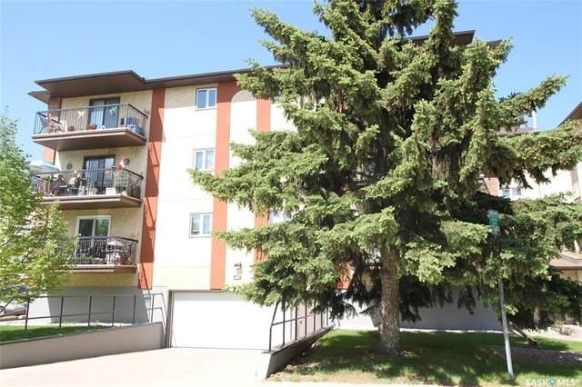 3140 Louise Street #103, Saskatoon, SK S7J 3L8 (MLS #SK858639) :: The A Team