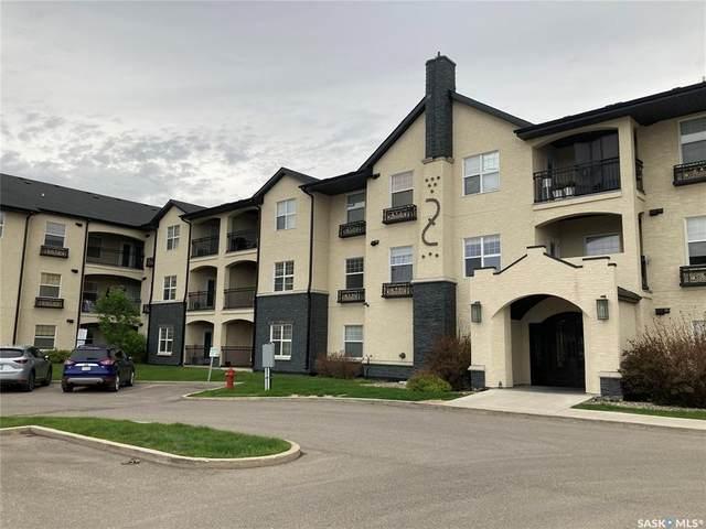 211 Ledingham Street #106, Saskatoon, SK S7V 0C5 (MLS #SK858931) :: The A Team