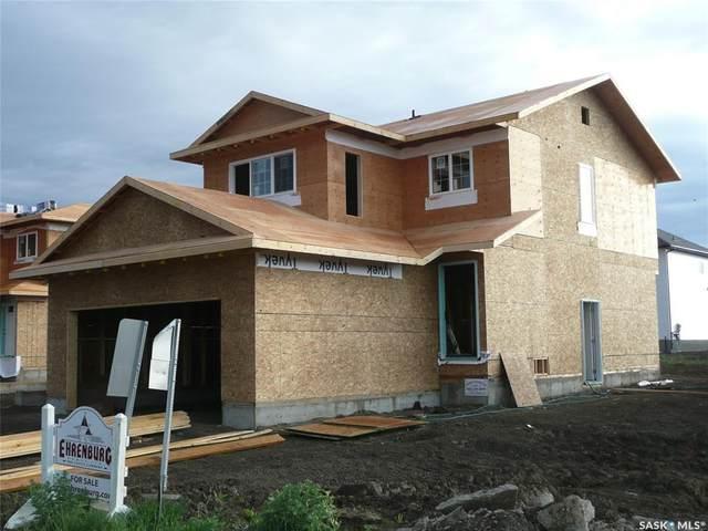 393 Germain Manor, Saskatoon, SK S7V 0V1 (MLS #SK858969) :: The A Team