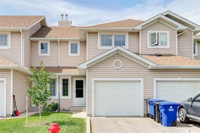 215 Pinehouse Drive #8, Saskatoon, SK S7K 6N9 (MLS #SK859033) :: The A Team