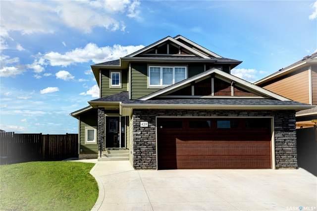 439 Pichler Crescent, Saskatoon, SK S7V 0H2 (MLS #SK859073) :: The A Team