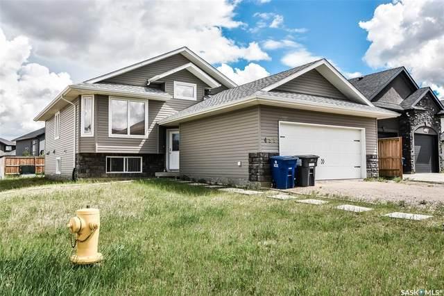 455 Hastings Crescent, Saskatoon, SK S7V 0C8 (MLS #SK859101) :: The A Team