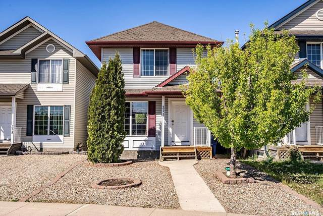211 Rutherford Crescent, Saskatoon, SK S7N 4X6 (MLS #SK859577) :: The A Team