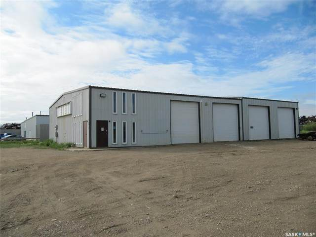 10035 Thatcher Avenue, North Battleford, SK S9A 2Z3 (MLS #SK863051) :: The A Team