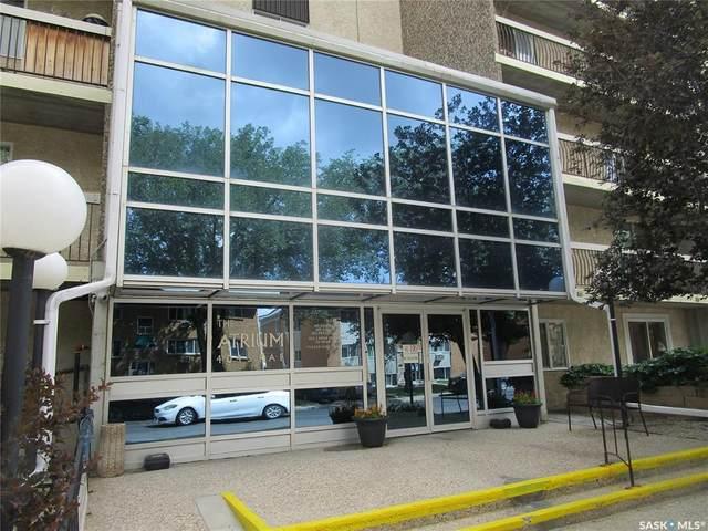 4045 Rae Street #401, Regina, SK S4S 6Y8 (MLS #SK863428) :: The A Team