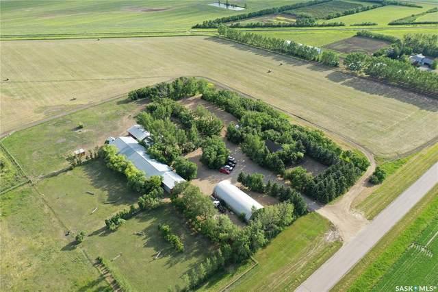 Rural Address, Sherwood Rm No. 159, SK S0G 3C0 (MLS #SK863432) :: The A Team
