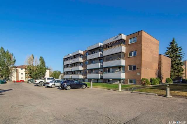 525 X Avenue S #101, Saskatoon, SK S7M 4P8 (MLS #SK863626) :: The A Team