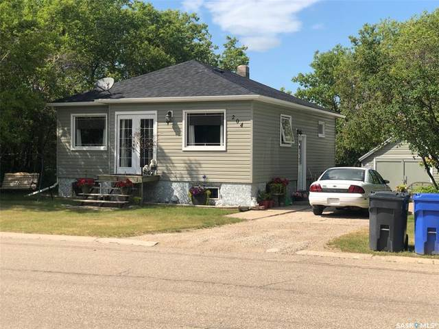204 Charter Avenue, Canora, SK S0A 0L0 (MLS #SK863633) :: The A Team