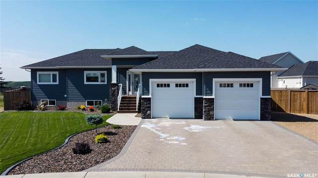 5 Macdonnell Court, Battleford, SK S0M 0E0 (MLS #SK863634) :: The A Team