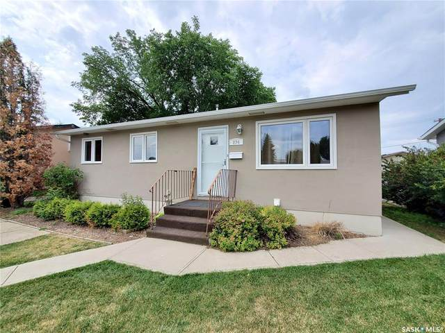 274 1st Avenue SW, Swift Current, SK S9H 3H3 (MLS #SK863709) :: The A Team