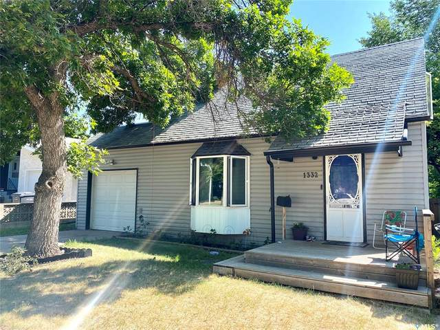 1332 104th Street, North Battleford, SK S9A 1P1 (MLS #SK863785) :: The A Team
