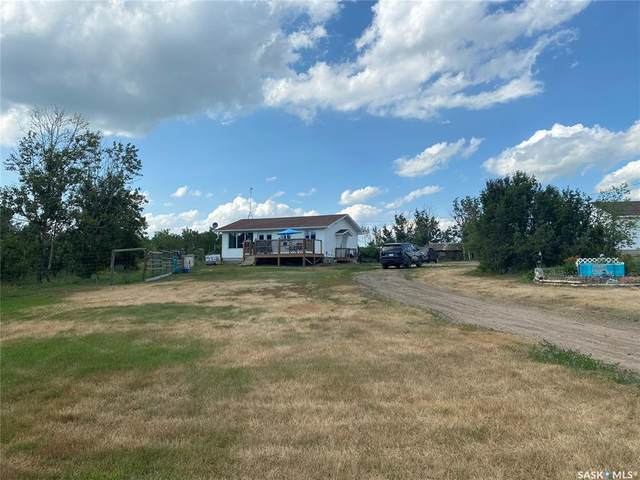 Rural Address, North Battleford, SK S9A 2X3 (MLS #SK863793) :: The A Team