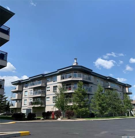 345 Morrison Drive #105, Yorkton, SK S3N 3C4 (MLS #SK864718) :: The A Team