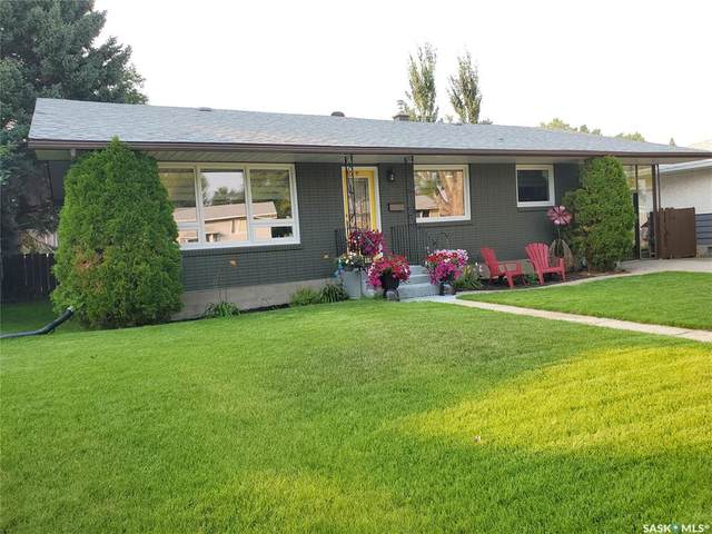 434 Laurier Drive, Swift Current, SK S9H 1L5 (MLS #SK865076) :: The A Team