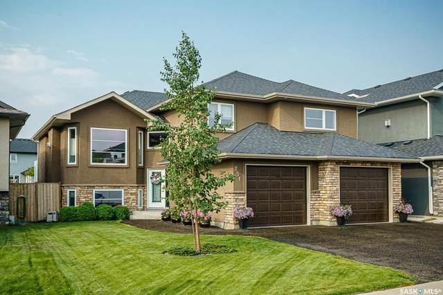 251 Warder Cove, Saskatoon, SK S7T 0P7 (MLS #SK865233) :: The A Team