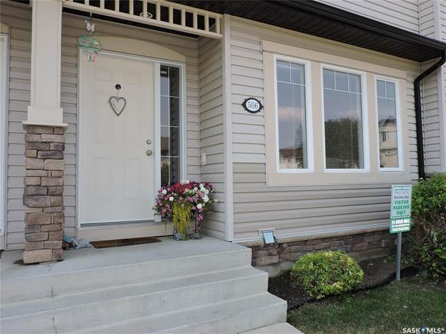 303 Slimmon Place #506, Saskatoon, SK S7V 0A8 (MLS #SK865245) :: The A Team
