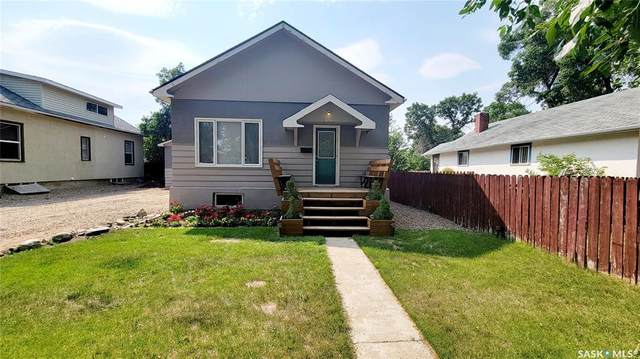 224 5th Avenue SE, Swift Current, SK S9H 3N1 (MLS #SK865692) :: The A Team