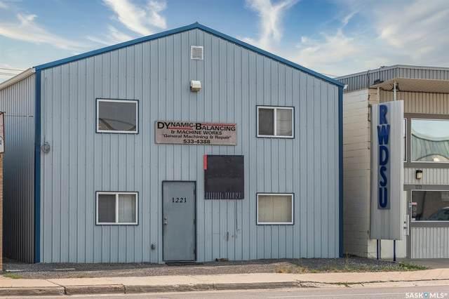 1221 Winnipeg Street, Regina, SK S4R 1K1 (MLS #SK865752) :: The A Team