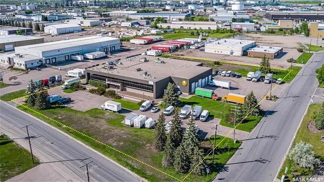606 Henderson Drive, Regina, SK S4N 5X3 (MLS #SK866090) :: The A Team