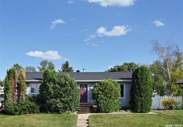 96 Hesford Place, Swift Current, SK S9H 4C6 (MLS #SK866607) :: The A Team
