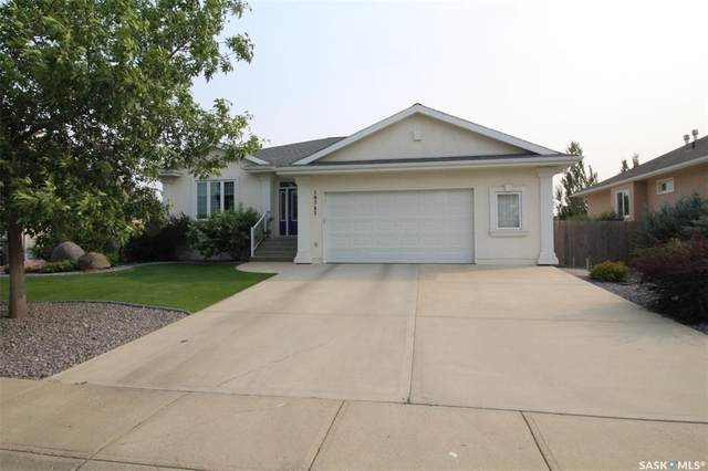 10341 Bunce Crescent, North Battleford, SK S9A 3Y4 (MLS #SK867264) :: The A Team