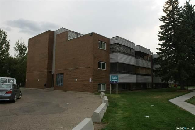 601 X Avenue S #303, Saskatoon, SK S7M 4R7 (MLS #SK867449) :: The A Team
