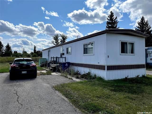 1035 Boychuk Drive #9, Saskatoon, SK S7H 5B2 (MLS #SK867647) :: The A Team