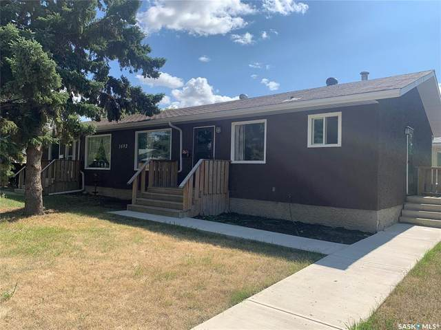 1692 102nd Street, North Battleford, SK S9A 1H1 (MLS #SK867910) :: The A Team
