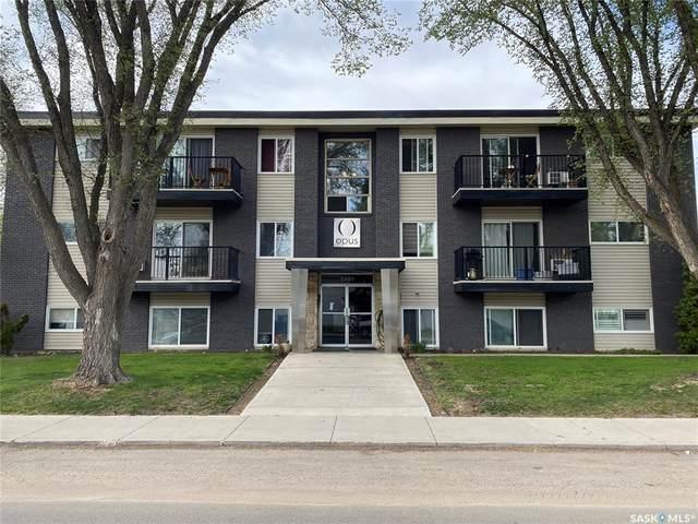 2301 7TH Street E #3, Saskatoon, SK S7H 1A2 (MLS #SK868426) :: The A Team