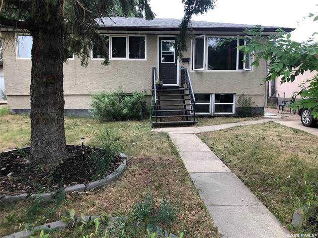 1134 Caribou Street W, Moose Jaw, SK S6H 2L9 (MLS #SK868446) :: The A Team