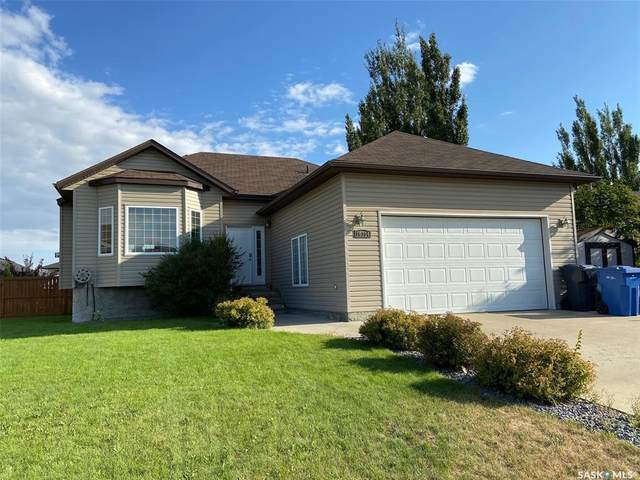 10354 Bunce Crescent, North Battleford, SK S9A 3Y5 (MLS #SK868457) :: The A Team
