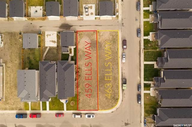463 Ells Way, Saskatoon, SK S7L 6H9 (MLS #SK869827) :: The A Team