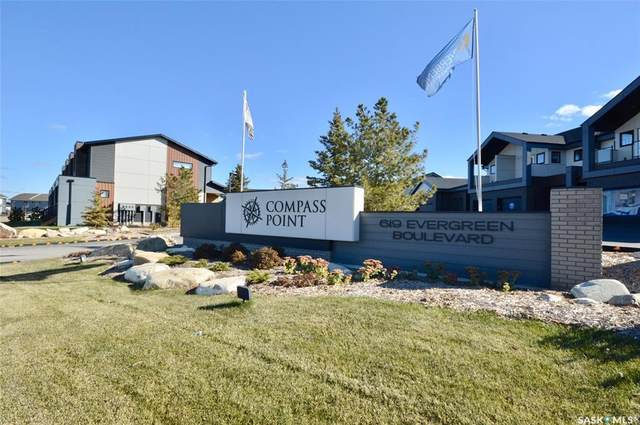 705 Evergreen Boulevard, Saskatoon, SK S7W 0Y7 (MLS #SK869933) :: The A Team