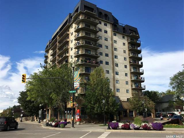 611 University Drive #201, Saskatoon, SK S7N 3Z1 (MLS #SK869950) :: The A Team