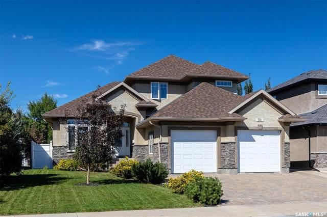642 Beechdale Terrace, Saskatoon, SK S7V 0A5 (MLS #SK869966) :: The A Team