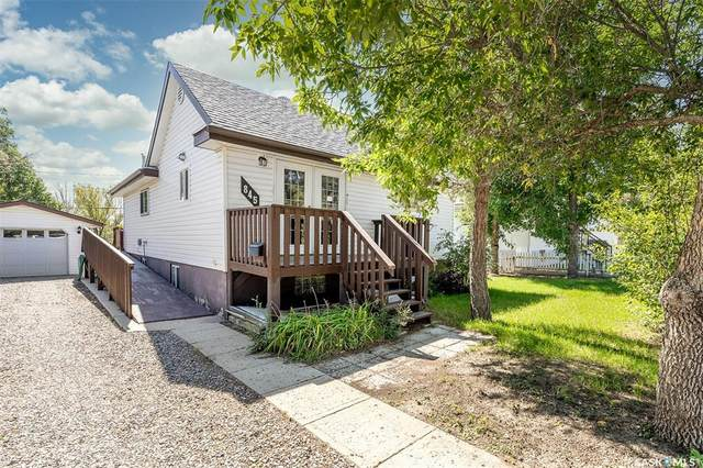 845 Fairford Street E, Moose Jaw, SK S6H 0G3 (MLS #SK869980) :: The A Team