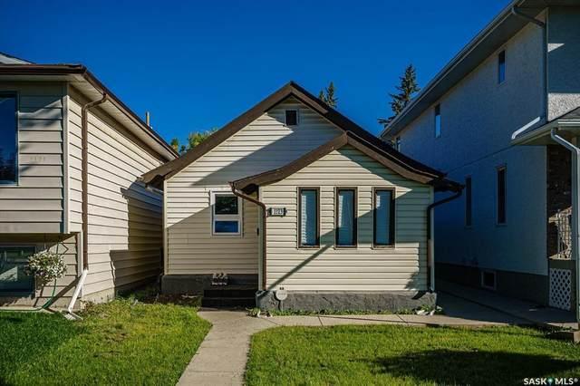 1123 11th Street E, Saskatoon, SK S7H 0G1 (MLS #SK870026) :: The A Team