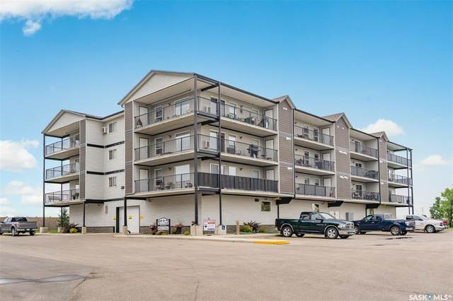 135 Beaudry Crescent #206, Martensville, SK S7T 0J1 (MLS #SK870052) :: The A Team