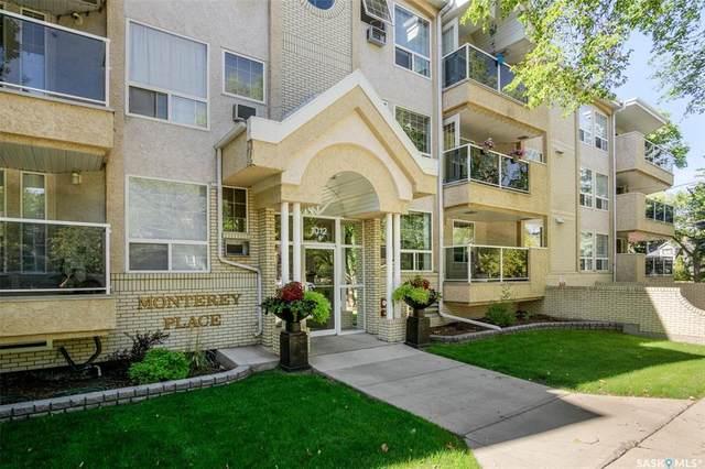 1012 Lansdowne Avenue #104, Saskatoon, SK S7H 2C3 (MLS #SK870187) :: The A Team