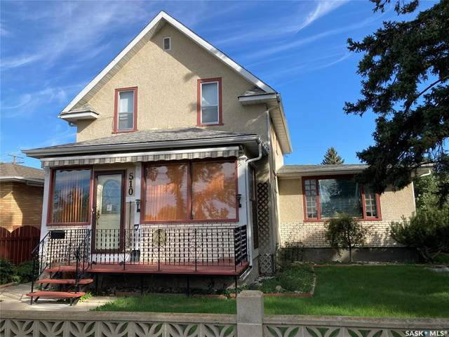 510 Fairford Street E, Moose Jaw, SK S6H 0E6 (MLS #SK870241) :: The A Team