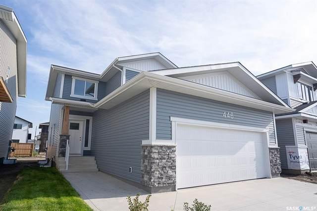 446 Germain Manor, Saskatoon, SK S7V 0T8 (MLS #SK870332) :: The A Team