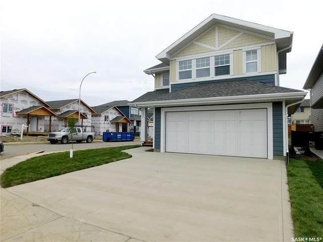 347 Stilling Manor, Saskatoon, SK S7V 0P4 (MLS #SK870398) :: The A Team