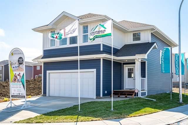 343 Stilling Manor, Saskatoon, SK S7V 0P4 (MLS #SK870466) :: The A Team