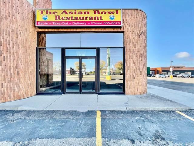 2508 8th Street E B, Saskatoon, SK S7H 0V6 (MLS #SK870587) :: The A Team